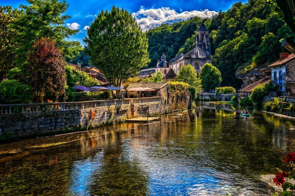 Франция, общие положения, климат, рельеф, пейзажи. | Французский ... | 639x960