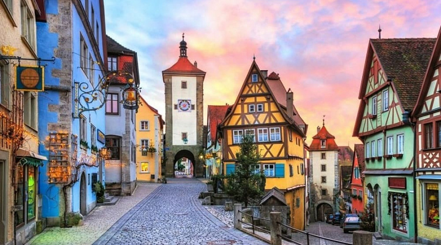 Туризм германия недвижимость в северной дубае недорого